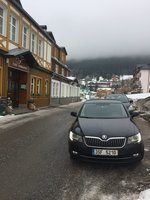 Transfer from Prague to Spindleruv Mlyn
