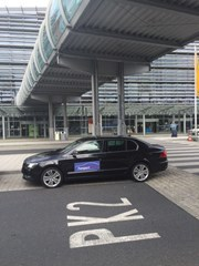 Private transfer to Dresden Airport