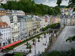 Transfer from Prague to Karlovy Vary