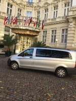 Taxi from Prague to Karlovy Vary