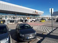 Transfer from Budapest Airport to Prague