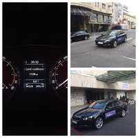 Taxi from Prague to Budapest