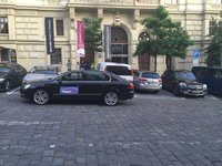 Taxi from Prague to Brno