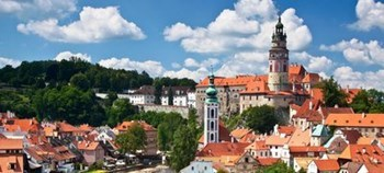 Transfers from Prague to Cesky Krumlov