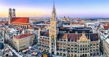 Private transfers from Prague to Munich