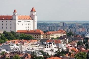 Transfer from Prague to Bratislava