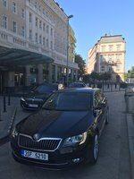 Taxi from Prague to Bratislava