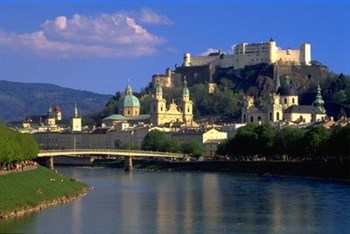 Private transfer to Salzburg
