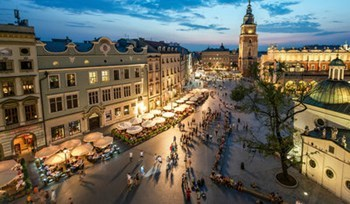 Transfers from Prague to Krakow