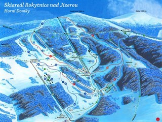 Skiing in Rokytnice