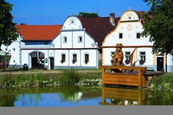 Taxi from Prague to Holasovice village
