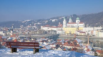 Transfer to Passau Christmass markets
