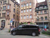 Transfer from Prague to Nuremberg