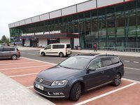 Taxi from Pardubice Airport