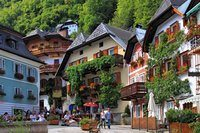 Transfer from Prague to Hallstatt