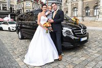 Prague wedding transfers