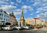 Taxi from Prague to Jindrichuv Hradec